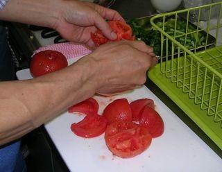 トマト湯剥き.JPG